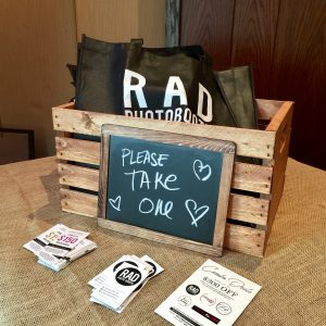 Rustic Chalkboard For Rent