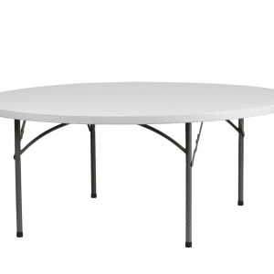Round Table Folding