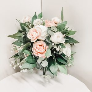 Fake Flower Bride Bouquet