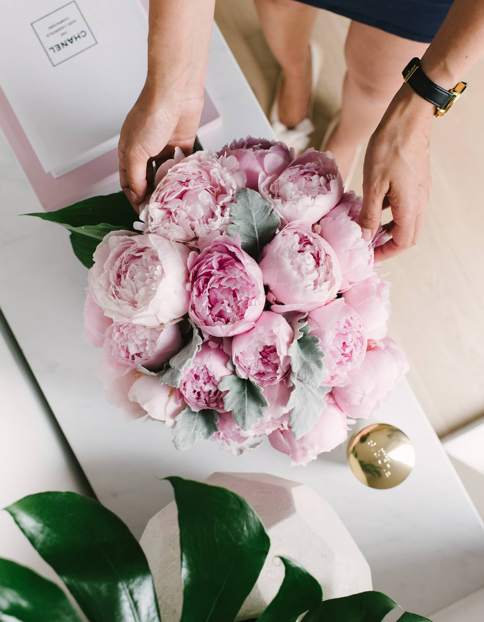 Peonies for delivery from Floris