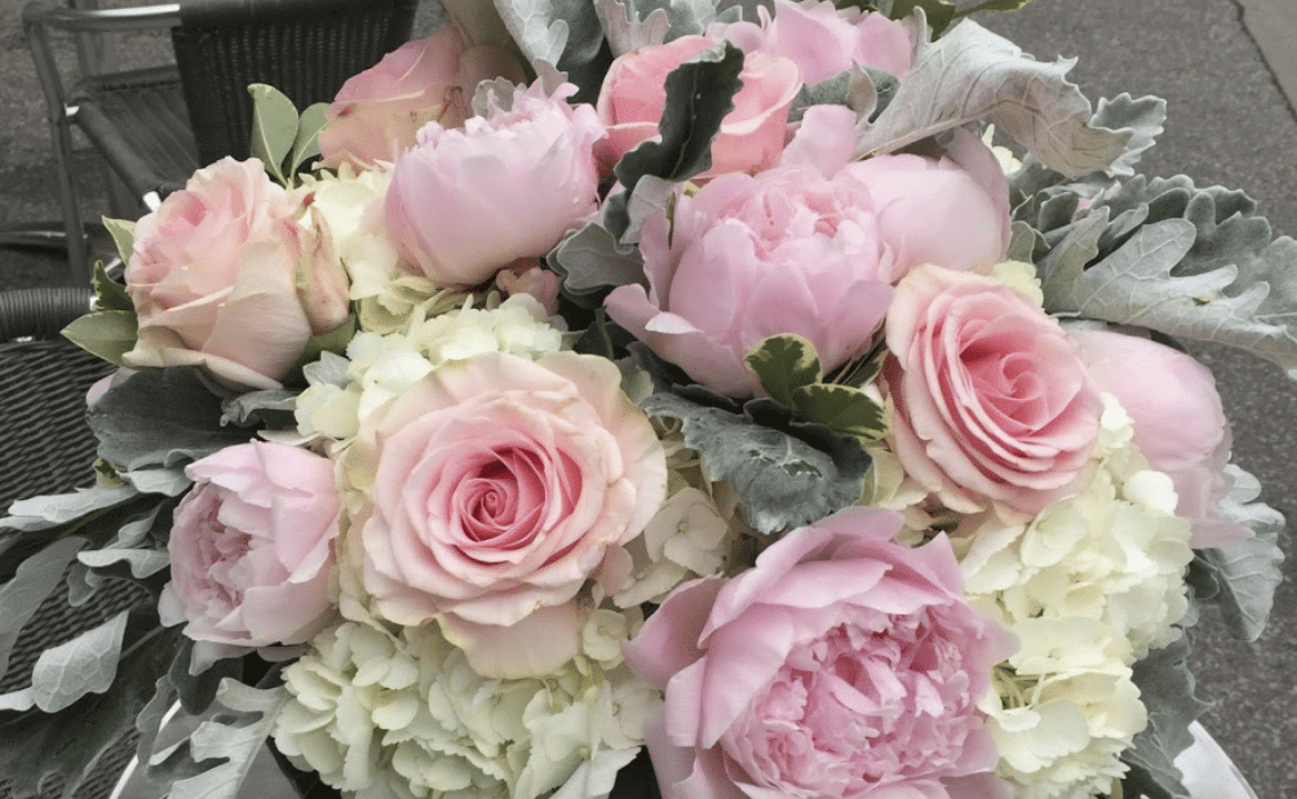Garden Path's peonies for delivery in Toronto