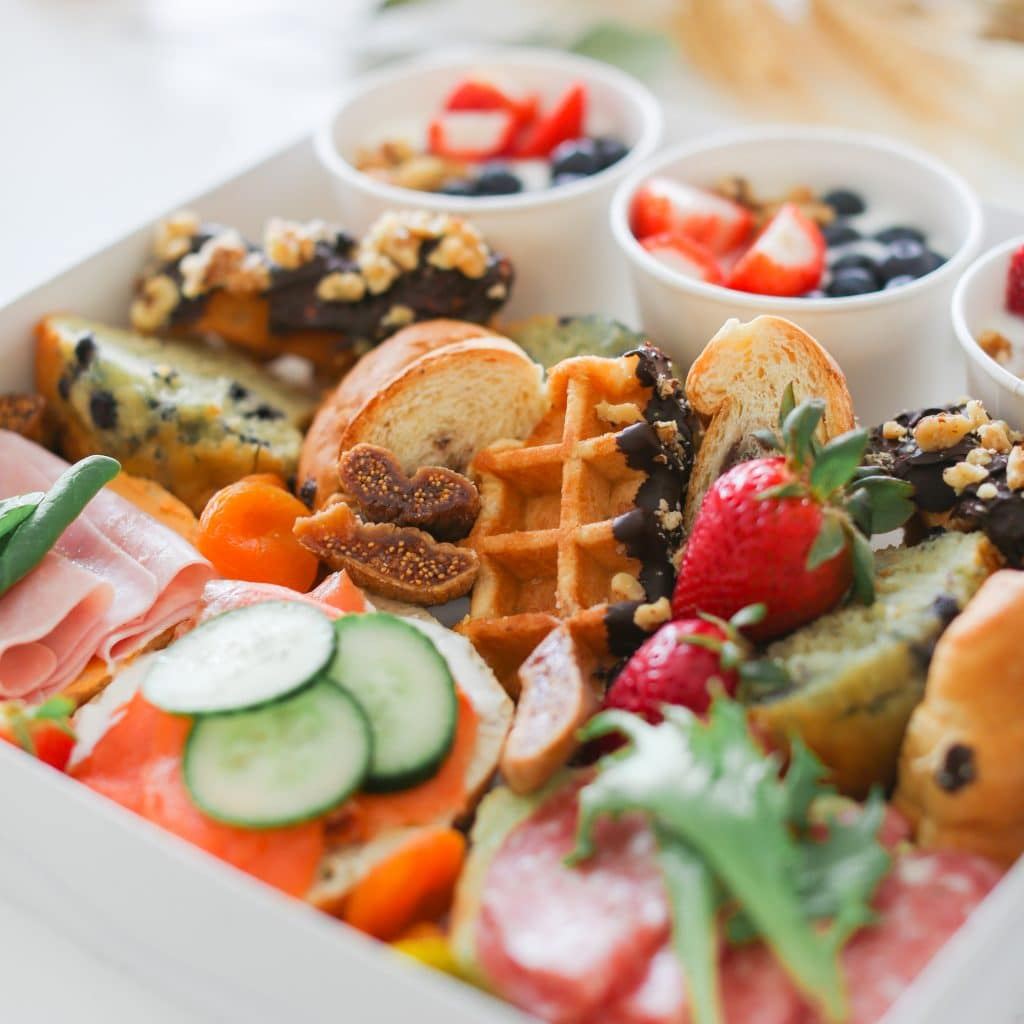 Brunch Board Mother's Day Toronto Delivery