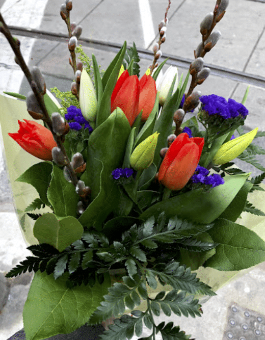 tulip bouquets in Toronto from Flower Gallery