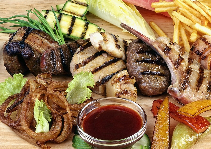 party platters good for 4
