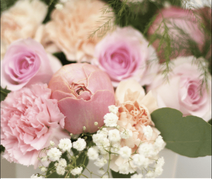 Order Wedding Flowers Online from Lace and Bloom Toronto