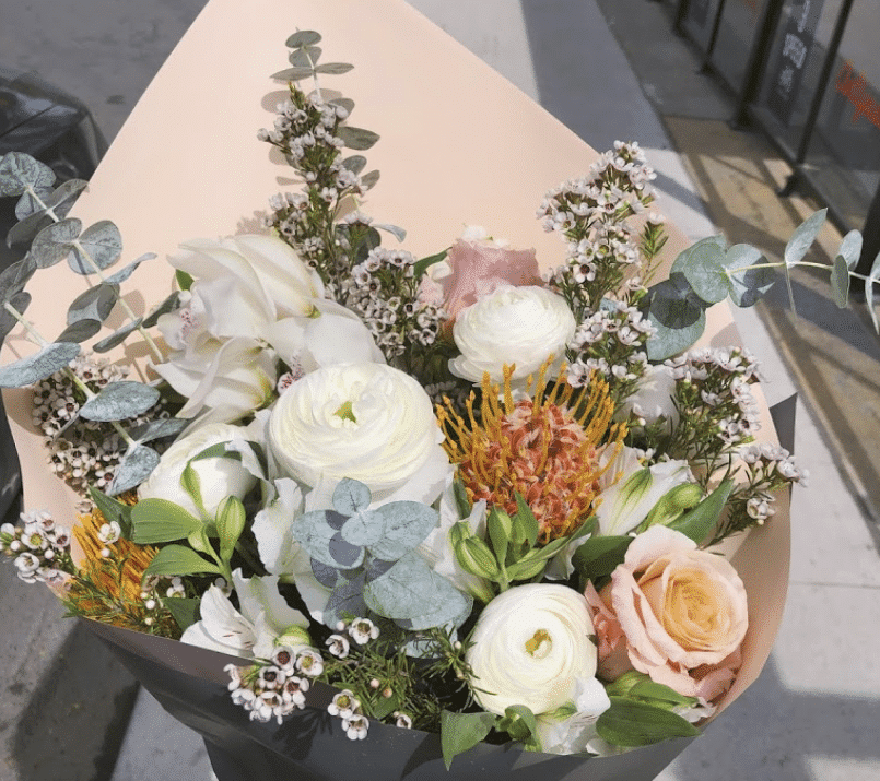 bridal bouquets from Riverside