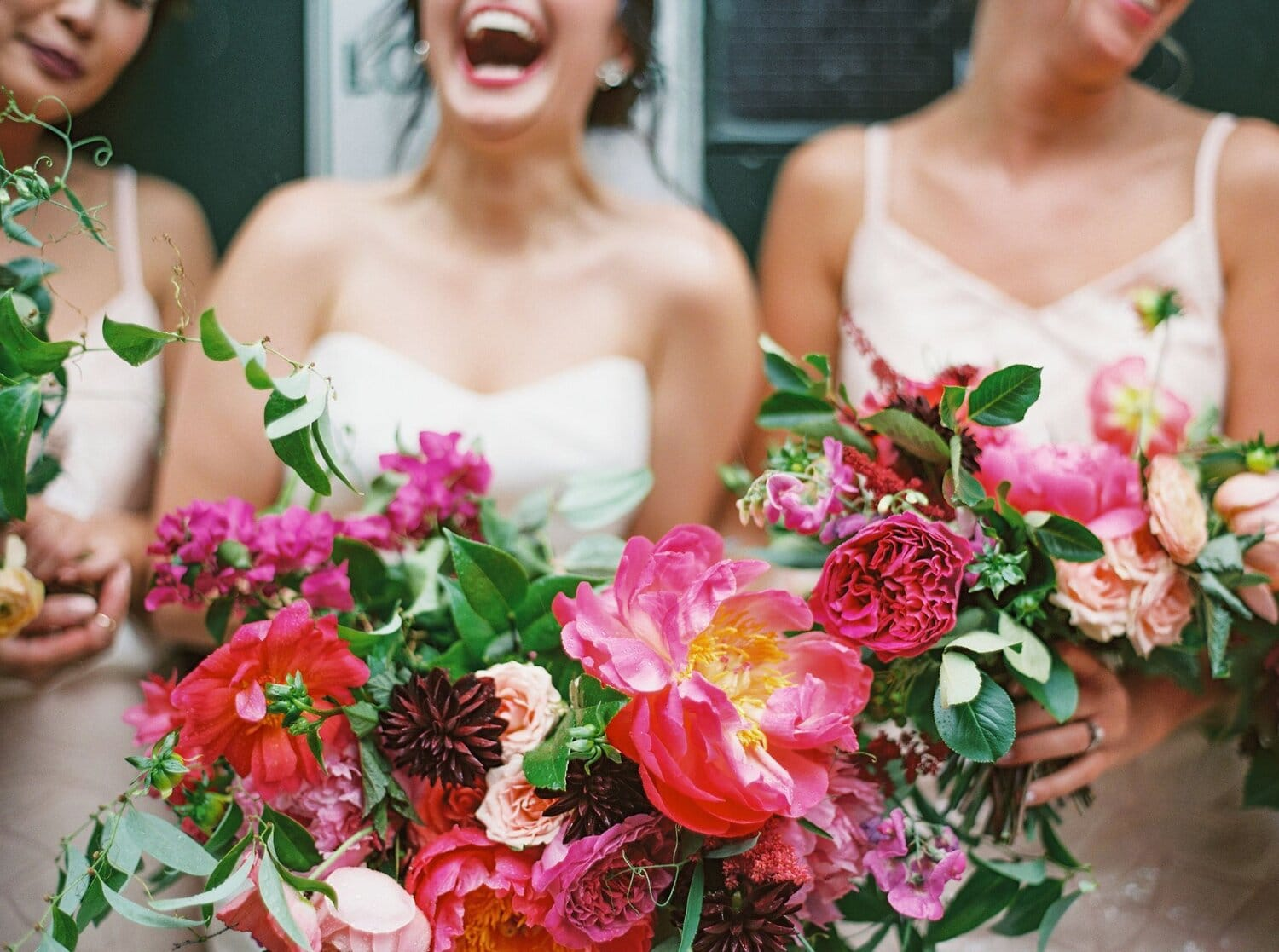 BLush and bloom bridal bouquet packages
