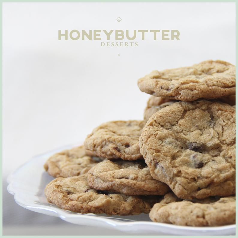 honeybutter desserts, cookies tarts pie and more