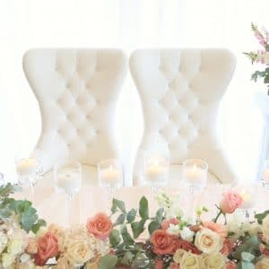 Furniture: King & Queen Chairs