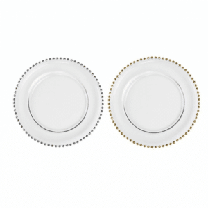 Tableware: Charger Plates